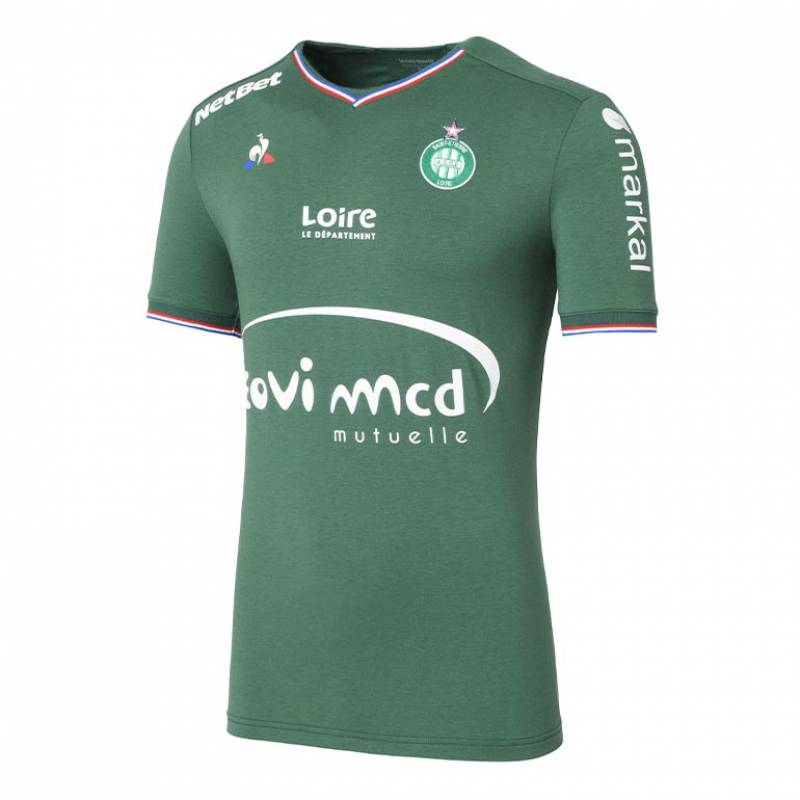 Trikot AS St. Étienne zuhause 2017/2018