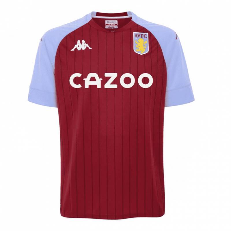 Trikot Aston Villa zuhause 2020/2021