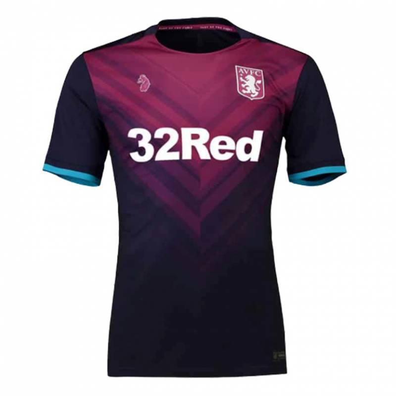 Trikot Aston Villa Ausweichtrikot 2018/2019