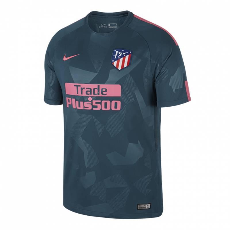 Trikot Atlético Madrid Ausweichtrikot 2017/2018