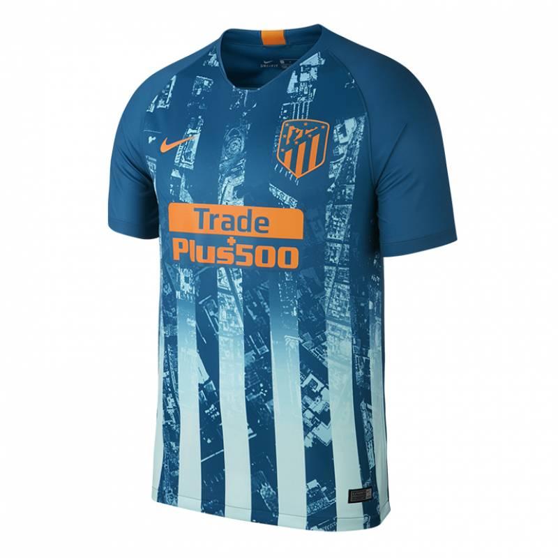 Trikot Atlético Madrid Ausweichtrikot 2018/2019