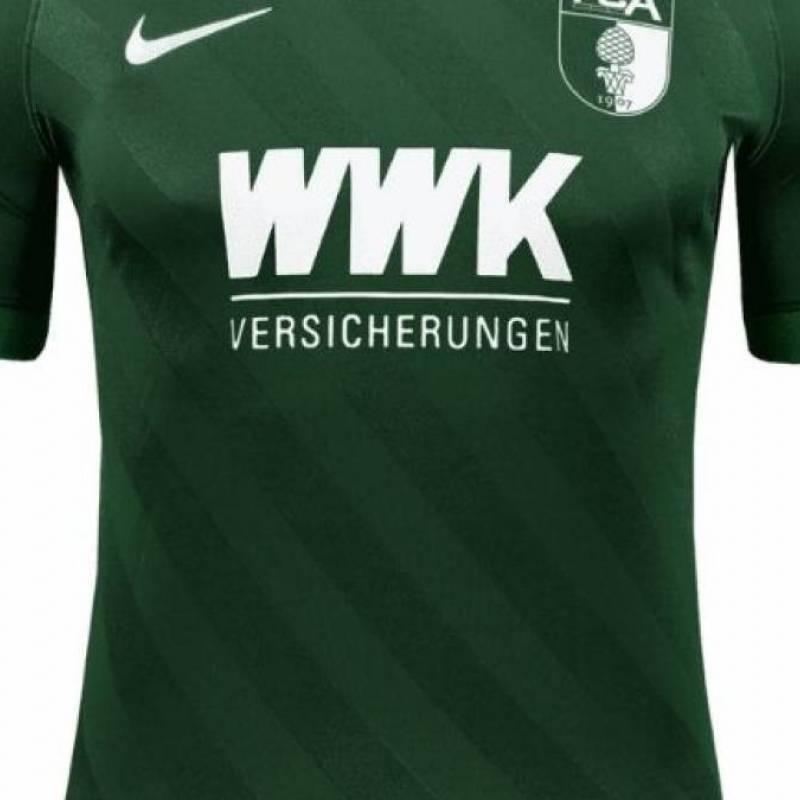 Trikot Augsburg auswärts 2020/2021