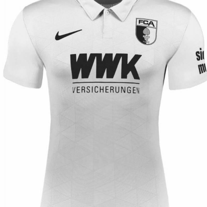 Trikot FC Augsburg zuhause 2020/2021
