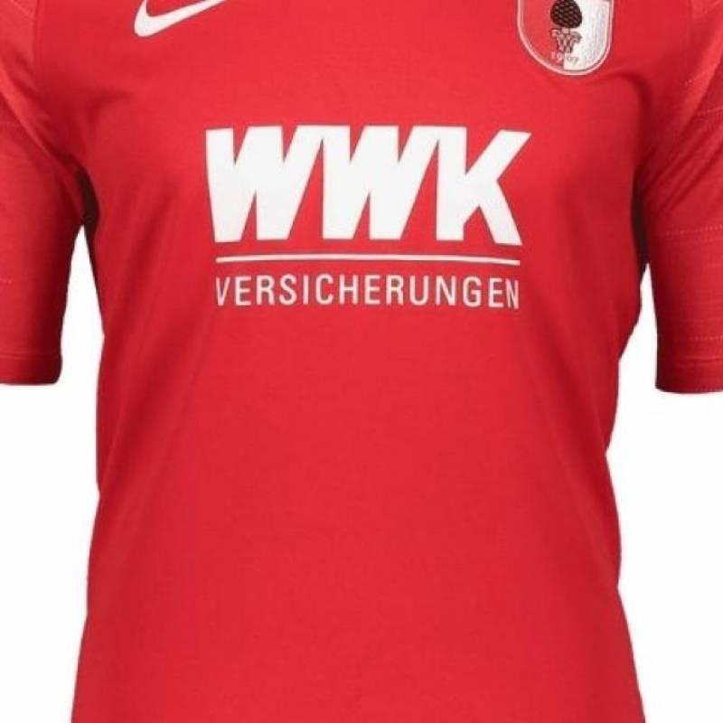 Trikot FC Augsburg Ausweichtrikot 2020/2021