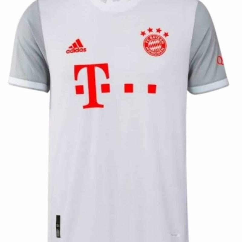 Trikot FC Bayern auswärts 2020/2021