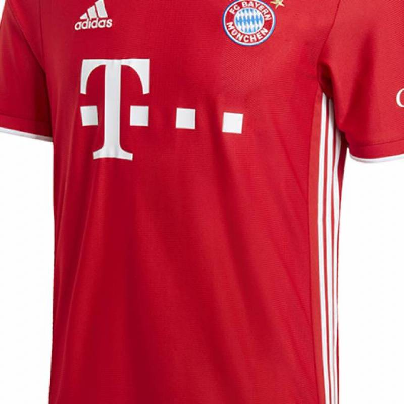 Trikot FC Bayern zuhause 2020/2021