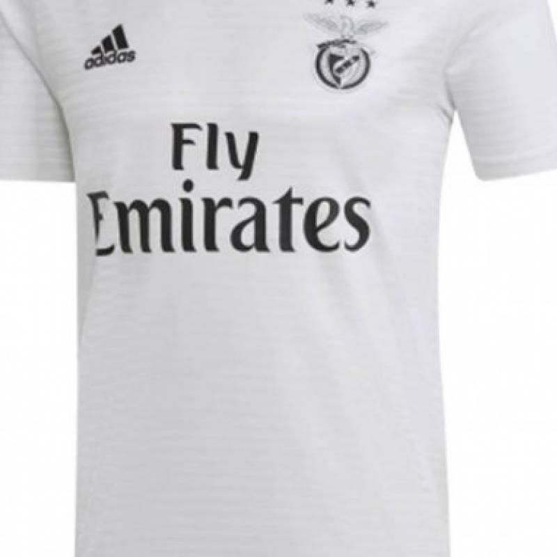 Trikot SL Benfica auswärts 2018/2019