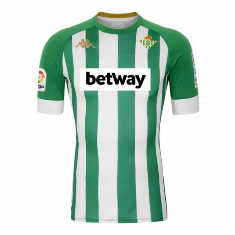 Trikot Betis Sevilla zuhause 2020/2021