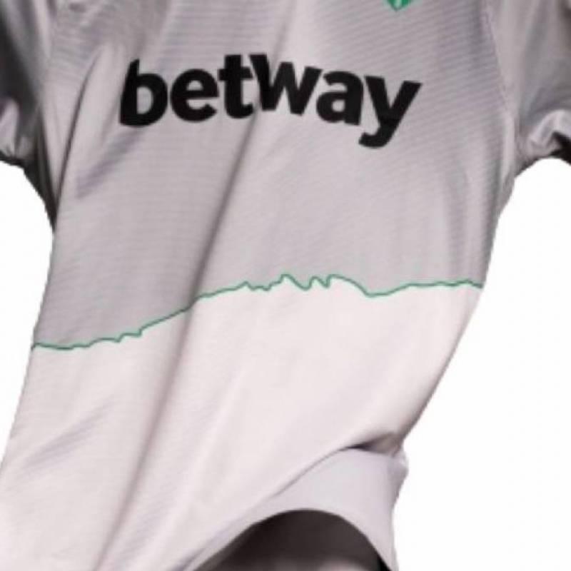 Trikot Betis Sevilla Ausweichtrikot 2020/2021
