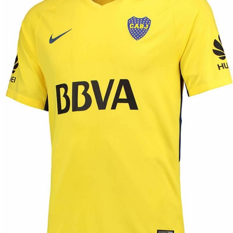 Trikot Boca Juniors auswärts 2017/2018