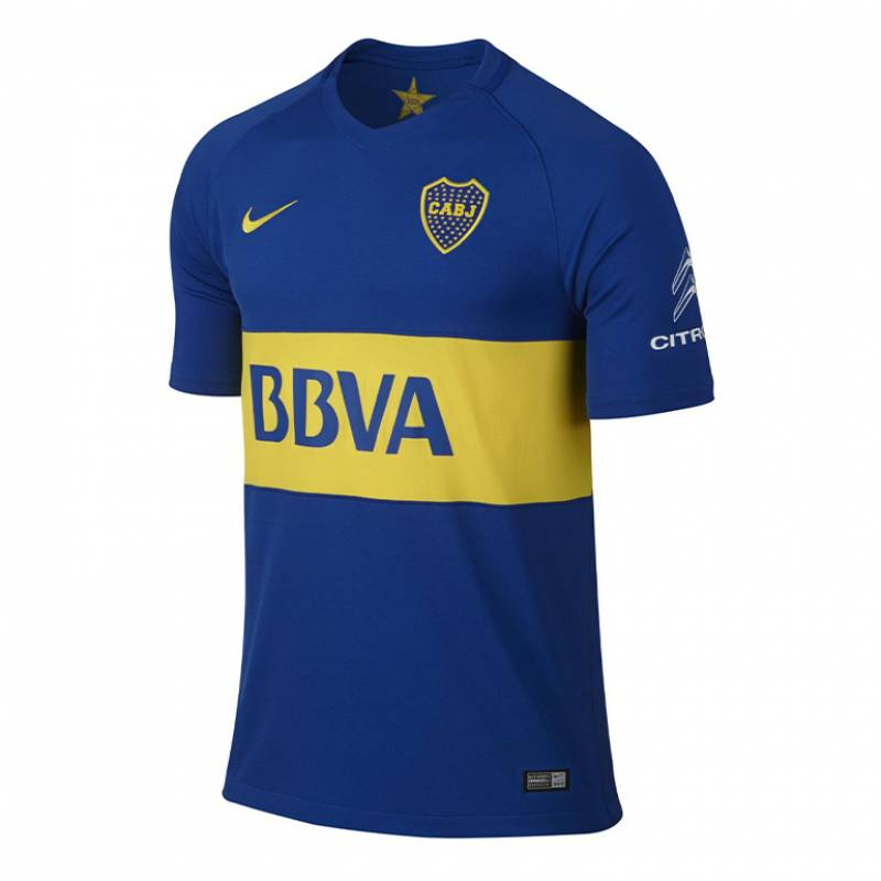 Trikot Boca Juniors zuhause 2015/2016