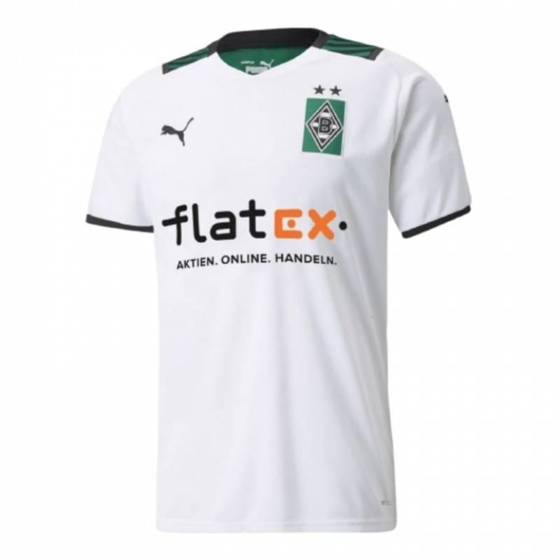 Trikot Borussia VfL Mönchengladbach zuhause 2021/2022