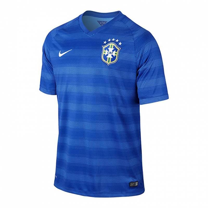 Trikot Brasilien auswärts 2014