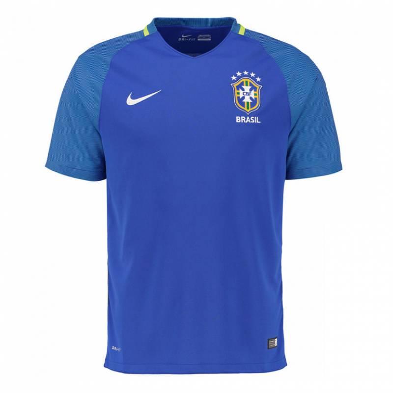 Trikot Brasilien auswärts 2016