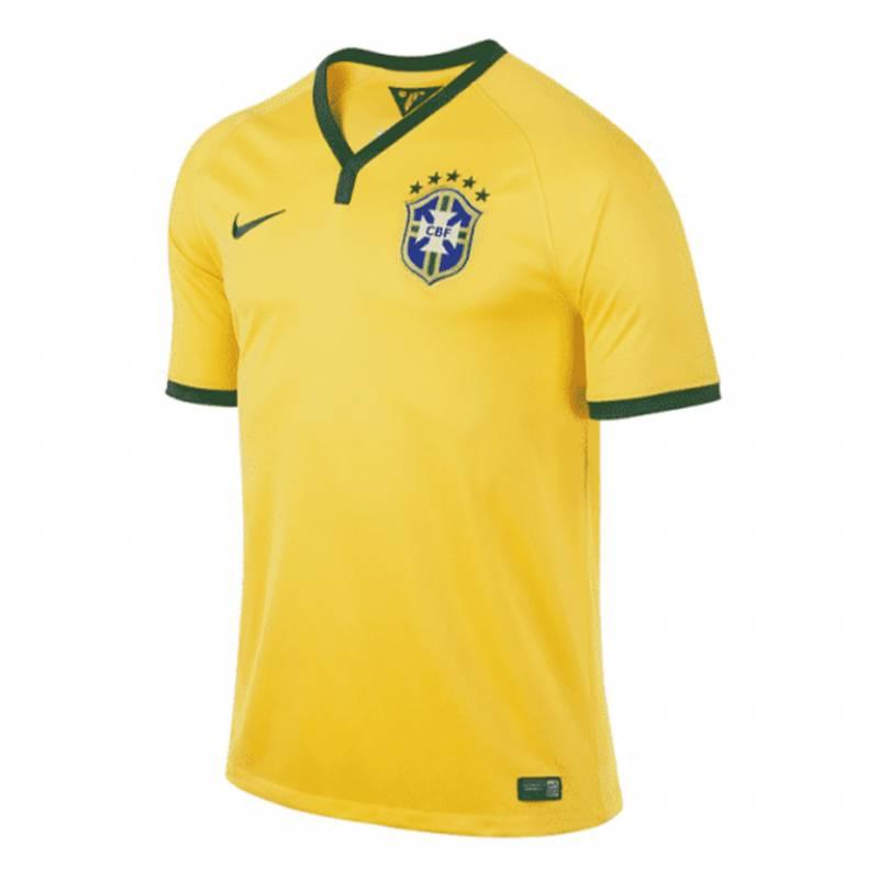 Trikot Brasilien zuhause 2014