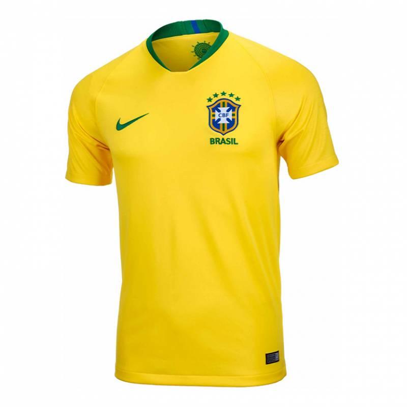 Trikot Brasilien zuhause 2018