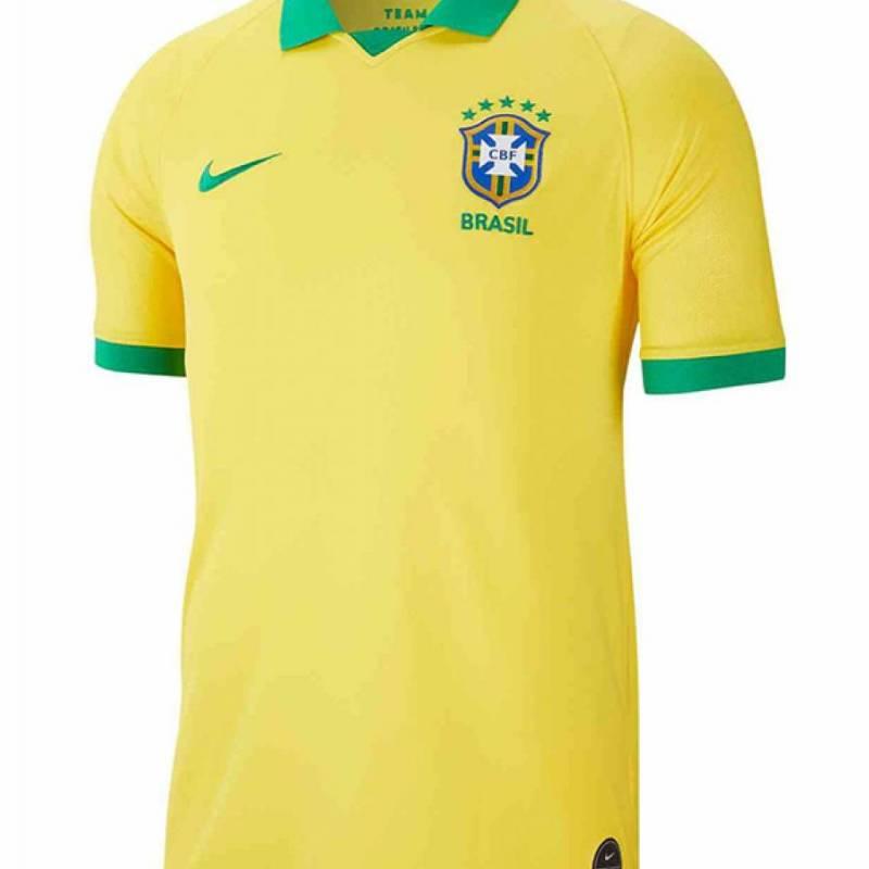Trikot Brasilien zuhause 2019