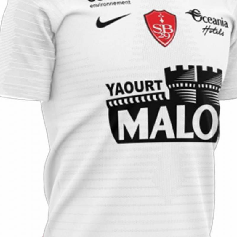 Trikot Stade Brest Ausweichtrikot 2019/2020