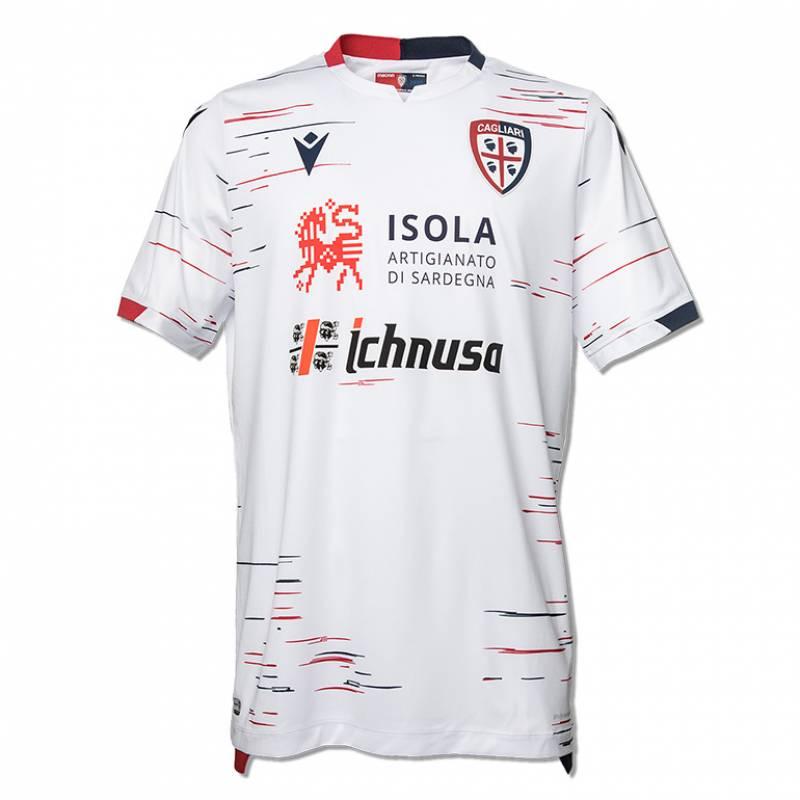 Trikot Cagliari Calcio auswärts 2019/2020