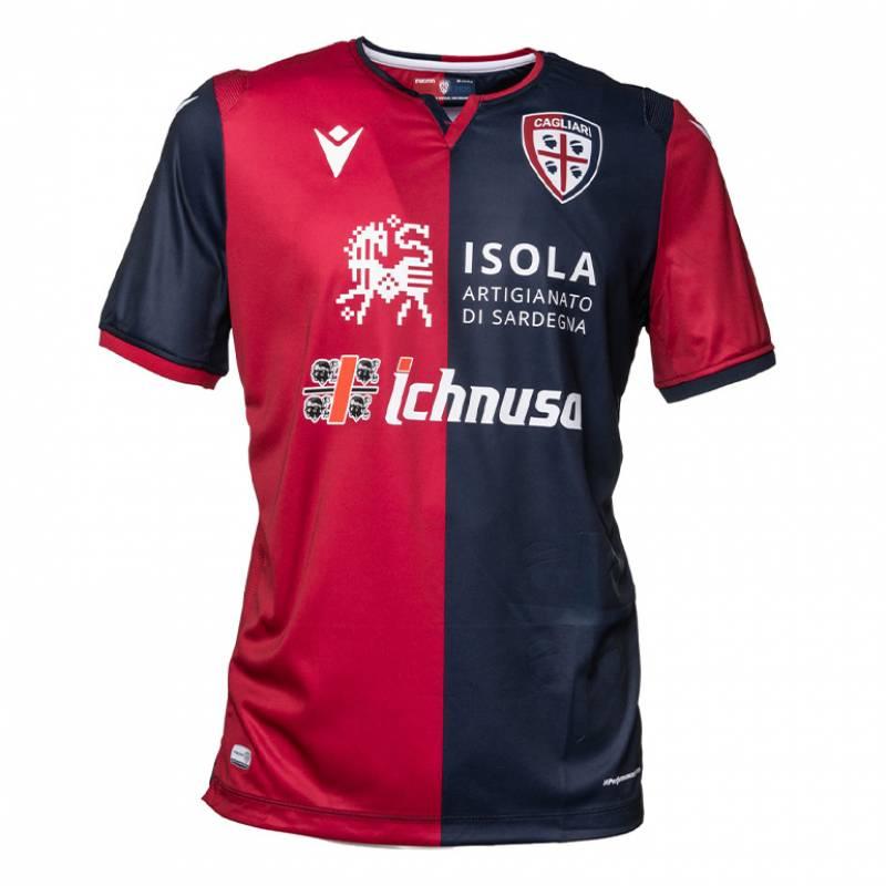 Trikot Cagliari Calcio zuhause 2019/2020