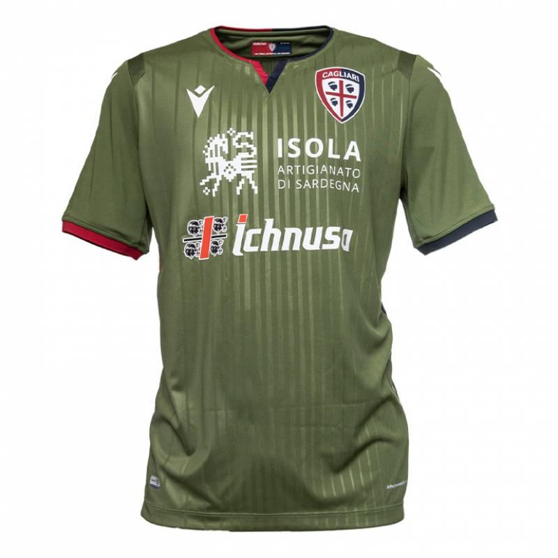 Trikot Cagliari Calcio Ausweichtrikot 2019/2020