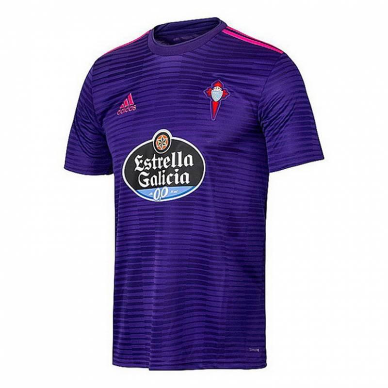 Trikot Celta de Vigo auswärts 2018/2019