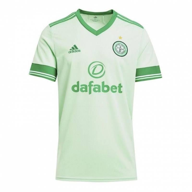 Trikot Celtic Glasgow auswärts 2020/2021
