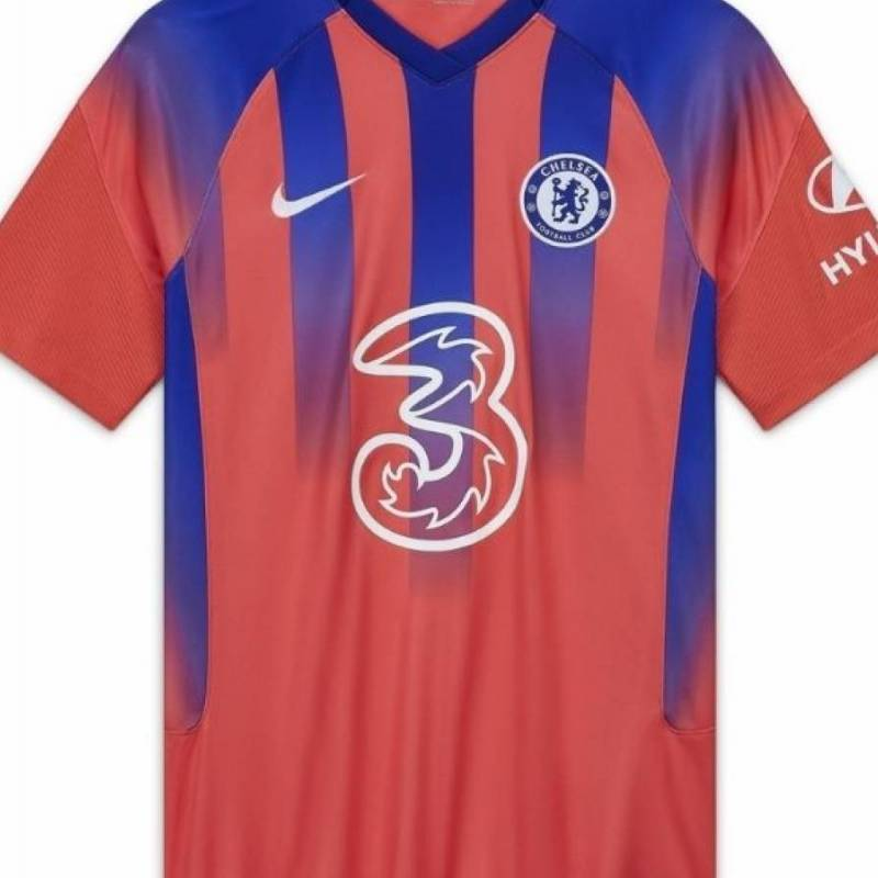 Trikot Chelsea Ausweichtrikot 2020/2021