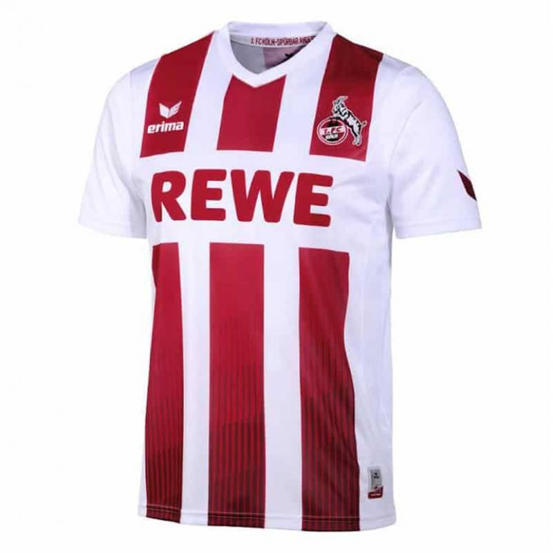 Trikot 1. FC Köln zuhause 2017/2018