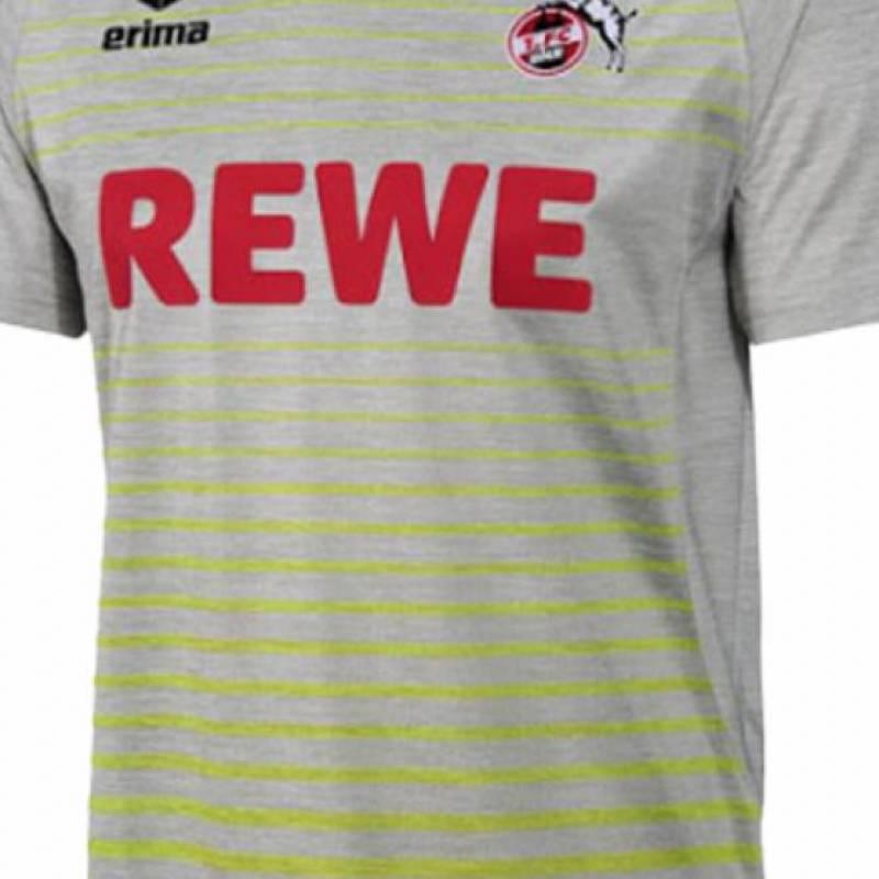 Trikot 1. FC Köln Ausweichtrikot 2017/2018