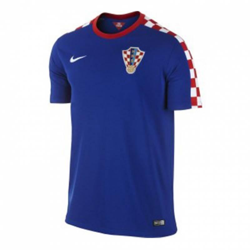 Trikot Kroatien auswärts 2014
