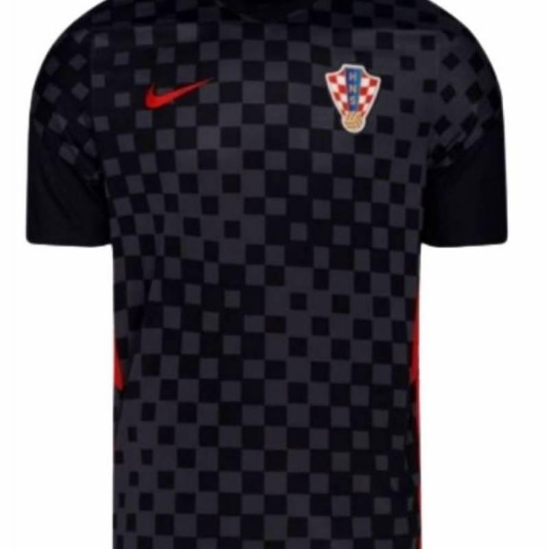 Trikot Kroatien auswärts 2020