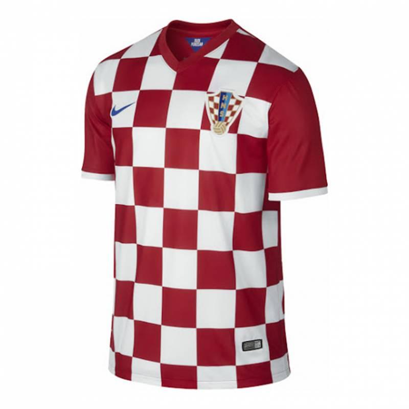 Trikot Kroatien zuhause 2014