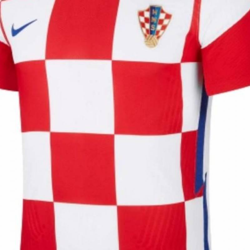 Trikot Kroatien zuhause 2020