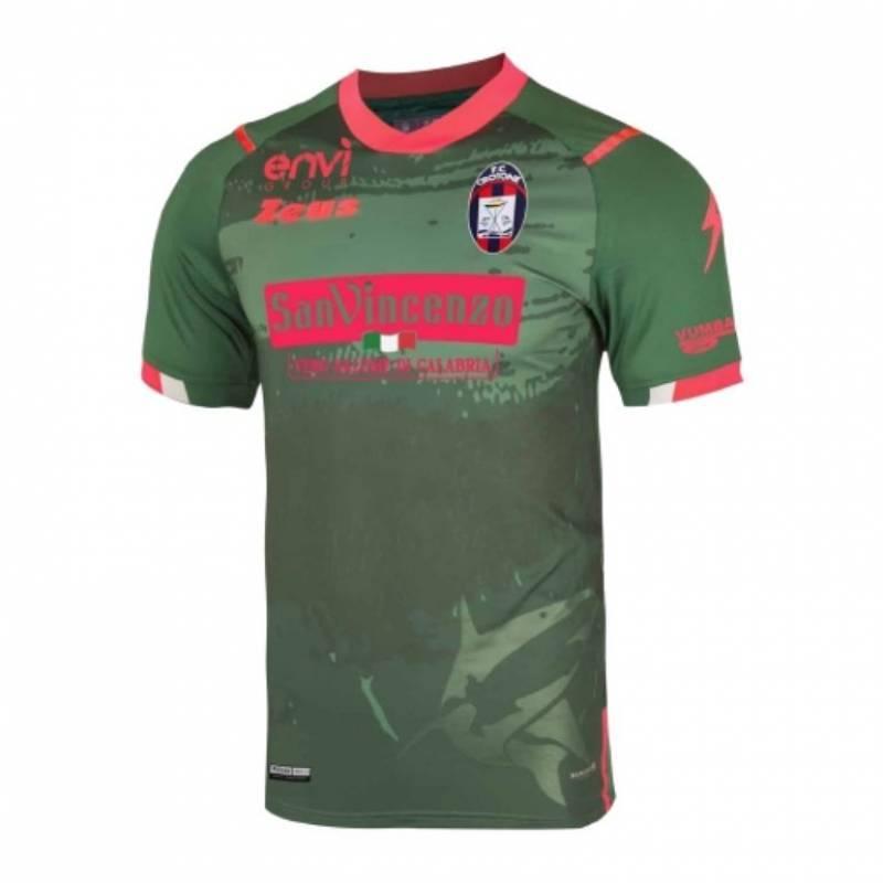 Trikot FC Crotone Ausweichtrikot 2020/2021