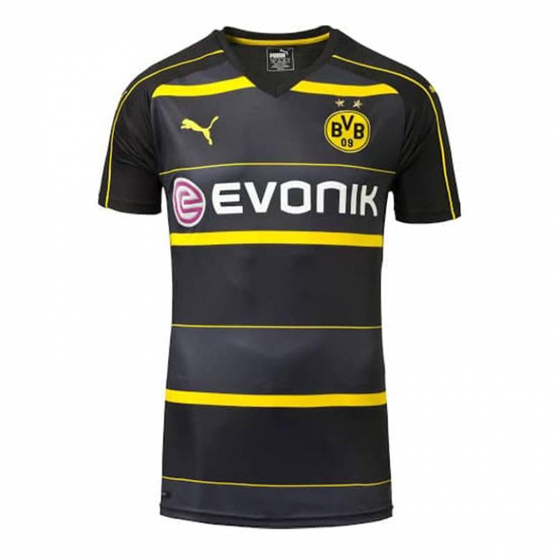 Trikot BV Borussia 09 Dortmund auswärts 2016/2017