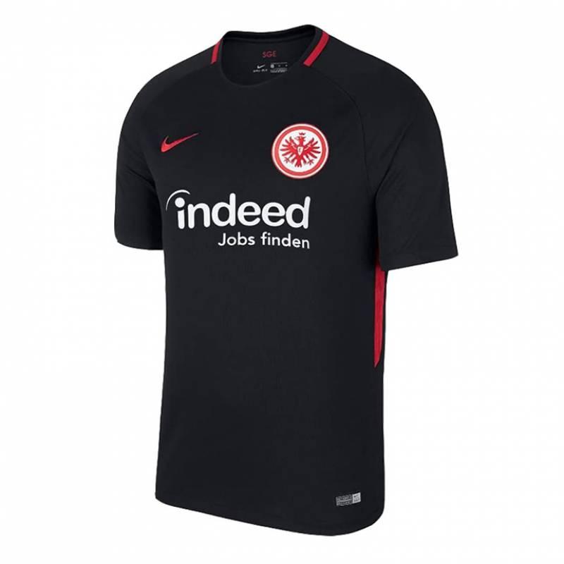 Trikot Eintracht Frankfurt auswärts 2017/2018