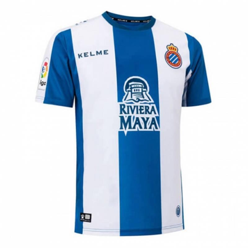 Trikot Espanyol Barcelona zuhause 2018/2019