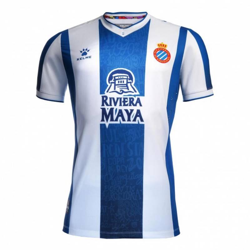 Trikot Espanyol Barcelona zuhause 2019/2020