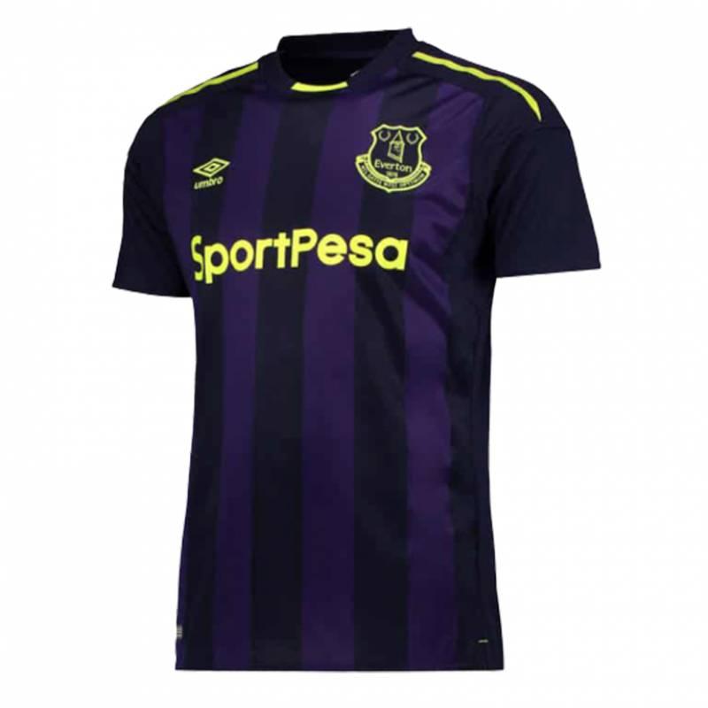 Trikot FC Everton Ausweichtrikot 2017/2018