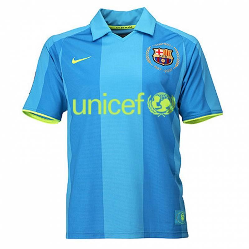 Trikot FC Barcelona auswärts 2007/2008