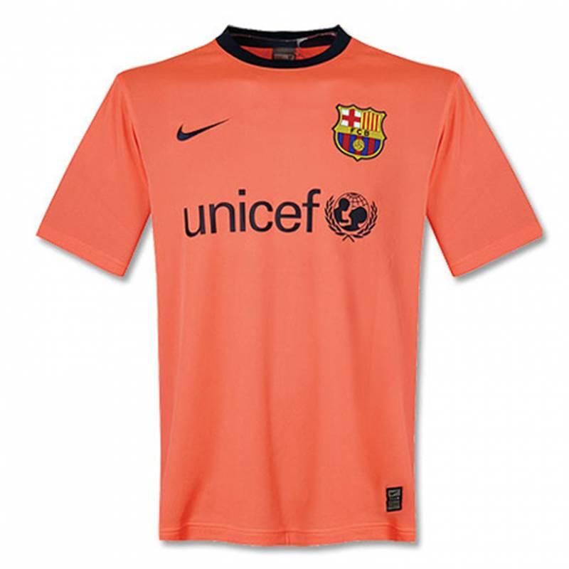 Trikot FC Barcelona auswärts 2009/2010