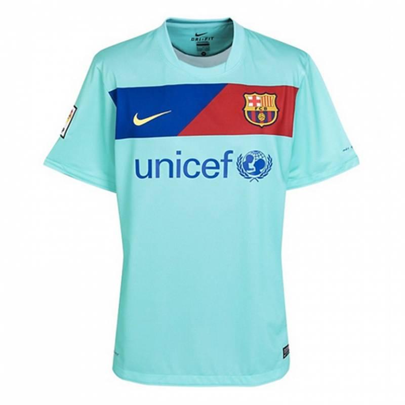 Trikot FC Barcelona auswärts 2010/2011