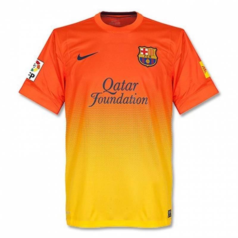 Trikot FC Barcelona auswärts 2012/2013