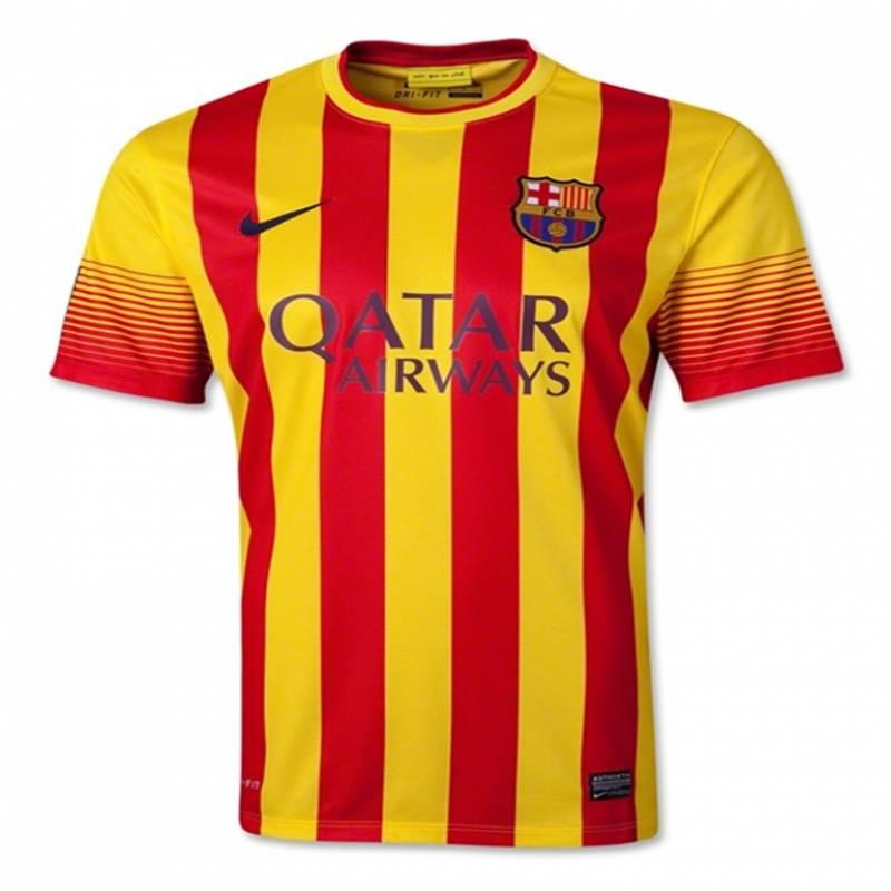 Trikot FC Barcelona auswärts 2013/2014