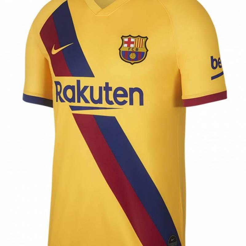 Trikot FC Barcelona auswärts 2019/2020