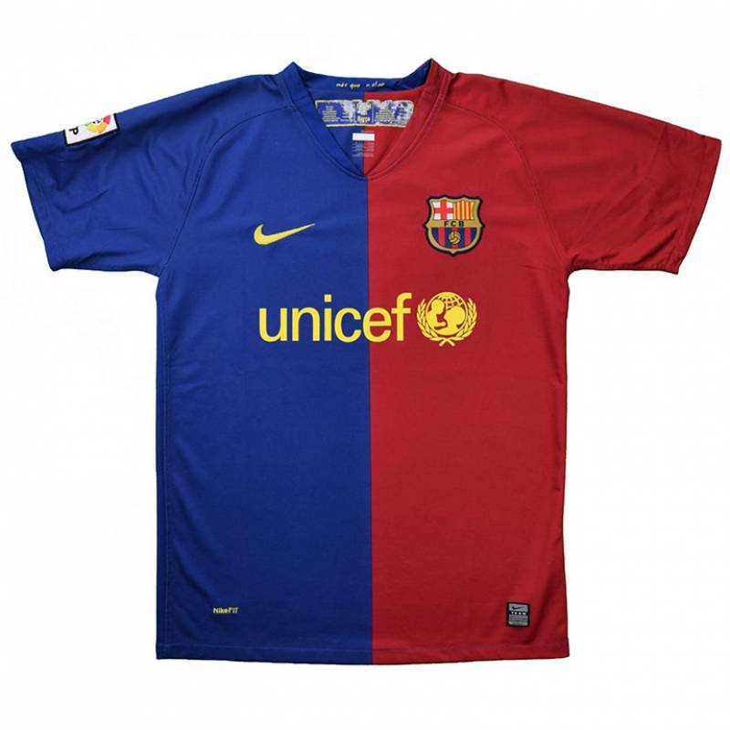 Trikot FC Barcelona zuhause 2008/2009