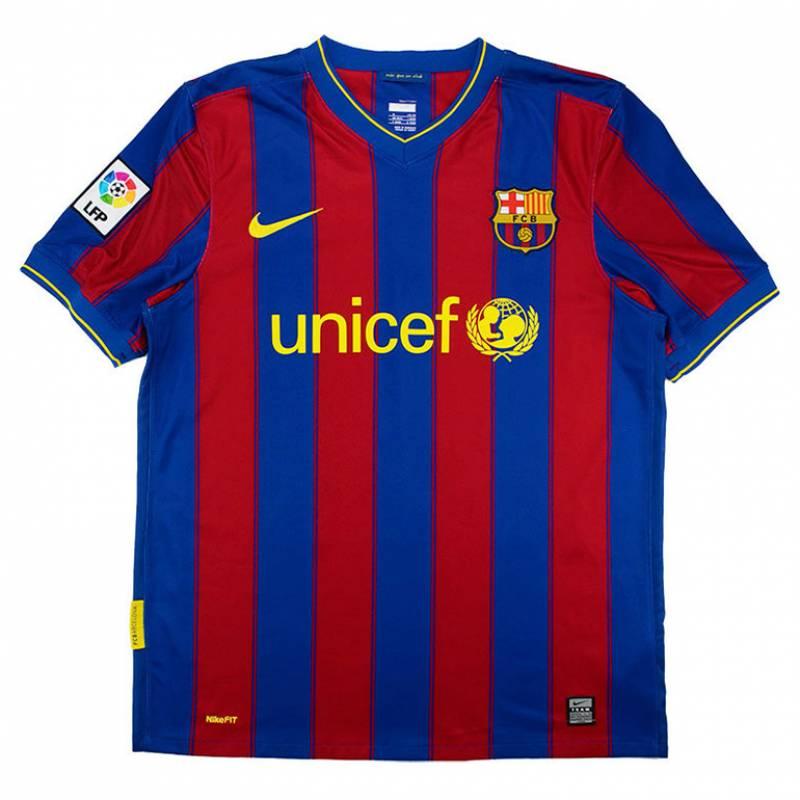 Trikot FC Barcelona zuhause 2009/2010