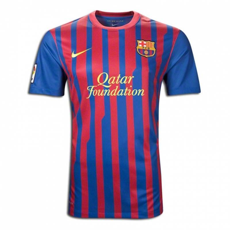 Trikot FC Barcelona zuhause 2011/2012