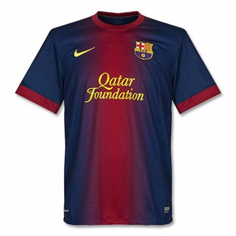 Trikot FC Barcelona zuhause 2012/2013